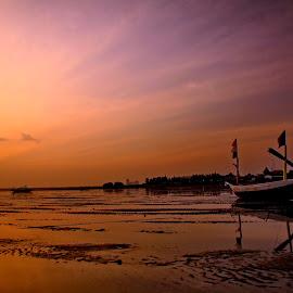 by Djaja Widjaja - Transportation Boats