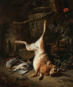 RIJKS: Jan Weenix: painting 1697