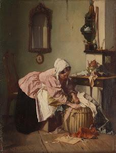 RIJKS: Alexander Hugo Bakker Korff: painting 1882