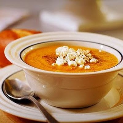 Slow Cooker Carrot Ginger Soup