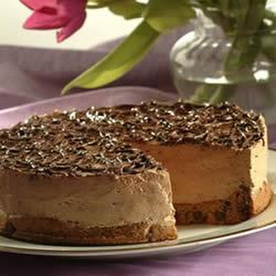 TOLL HOUSE® Chocolate Cheesecake
