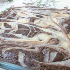 Ww 2 Points - Cream Cheese Swirl Brownies