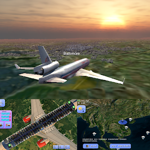 Flight World Simulator