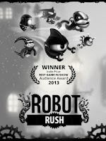 Screenshot of Robot Rush for Tango