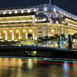 The Fullerton Hotel by Koh Chip Whye - Buildings & Architecture Other Exteriors ( building )