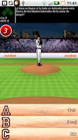 Screenshot of Baseball Challenge