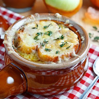 Apple French Onion Soup