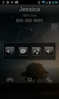 Screenshot of RocketDial MU alike Caller ID