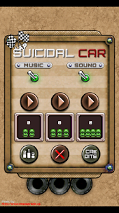 Suicidal Car - screenshot