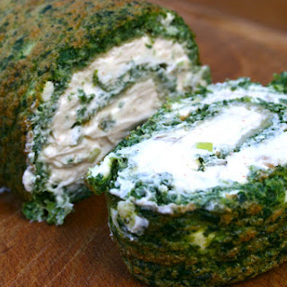 Cheese And Spinach Roulade Recipes