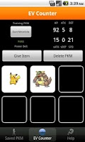 Screenshot of Pokémon EV Counter - Free!
