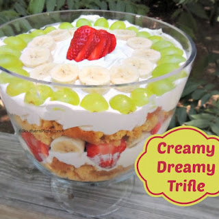 Creamy Dreamy Trifle