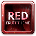 Red Fruit Theme GO Launcher icon