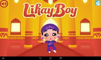 Screenshot of Likay Boy