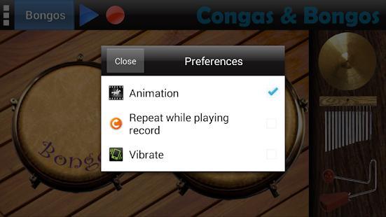 Congas & Bongos APK for Ubuntu