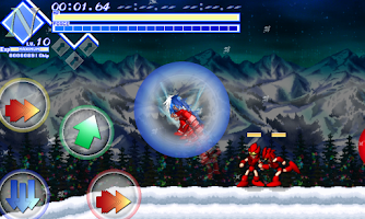 Screenshot of Bluest -Christmas-