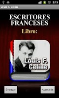 Screenshot of AUDIOLIBRO: Louis-Ferdinand Cé