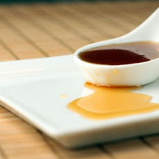 Bourbon Burnt Sugar Sauce