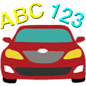Toddler Cars: ABCs & Numbers icon