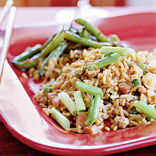 Ham and Egg Fried Rice