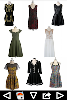 Screenshot of Dresses Design