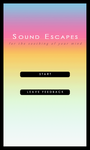 Sound Escapes
