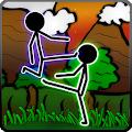 Sticky Ninja HD APK for Bluestacks