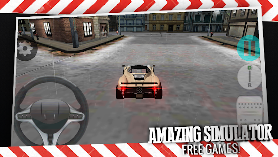 Extreme Sport Car Simulator - screenshot