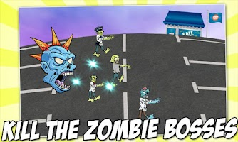 Screenshot of Zombies Attack