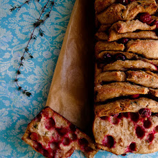 Cranberry Ginger pull - apart Bread