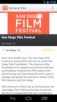 Screenshot of San Diego Film Festival 2013