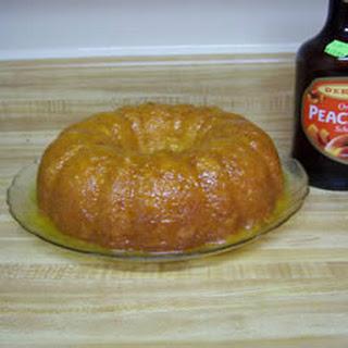 Peach Fuzzy Navel Cake Recipes
