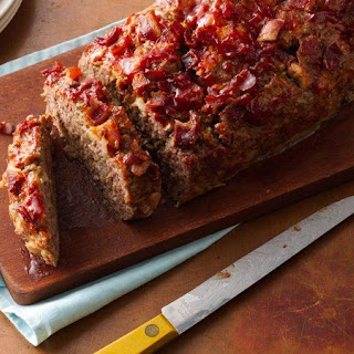 Bacon Cheeseburger Meat Loaf