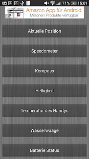 Sensor Tool Box - screenshot