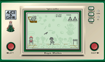 Screenshot of AliceGameWatch