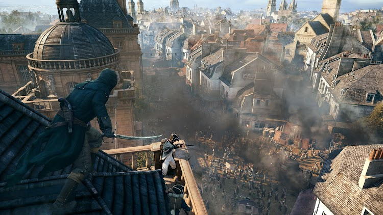 "Assassin's Creed: Unity Patch 4 delayed so Ubisoft can ""refurbish Paris"""