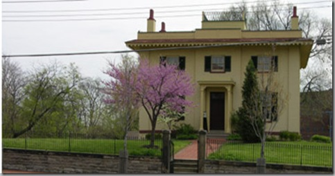 President Howard Taft Home