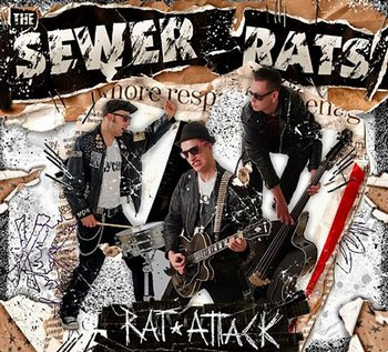 The Sewer Rats - Rat Attack [2008]