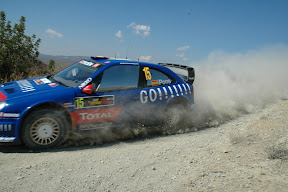 cyprus car rally world rally  championship