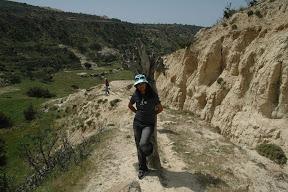 Pissouri beach village cyprus walk trek
