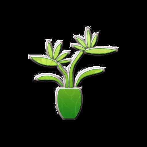 Plants LOGO-APP點子