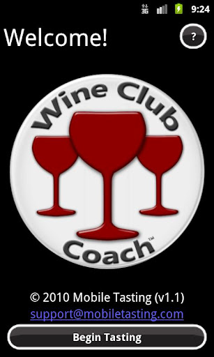 Wine Club Coach