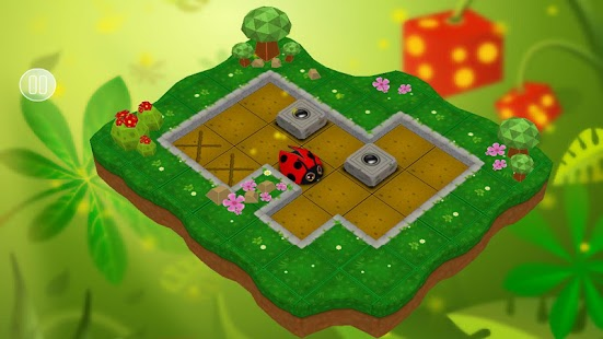 Sokoban Garden 3D Screenshot