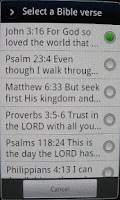 Screenshot of Christian Friendly LWP Free