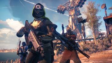 Destiny's voice-chat limited to Fireteam members to avoid bullying and griefing says Bungie