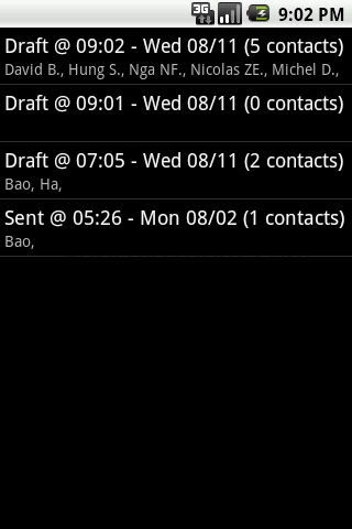 【免費通訊App】GV SMS-APP點子