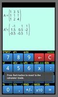 Screenshot of BrainCalc