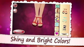 Screenshot of Pedicure Designs
