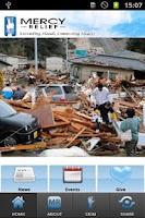 Screenshot of Mercy Relief