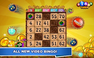 Screenshot of Bingo Bash